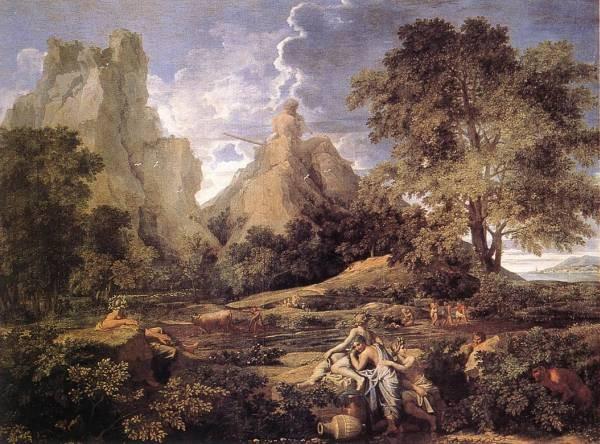 Landscape with Polyphemus EUR
